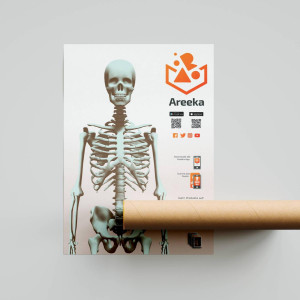 Areeka Augmented Reality Poster